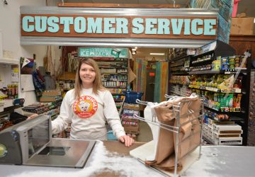Customer Service Clerk at the Piggly Wiggly