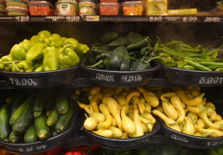 Fresh Veggies in Apalachicola, FL